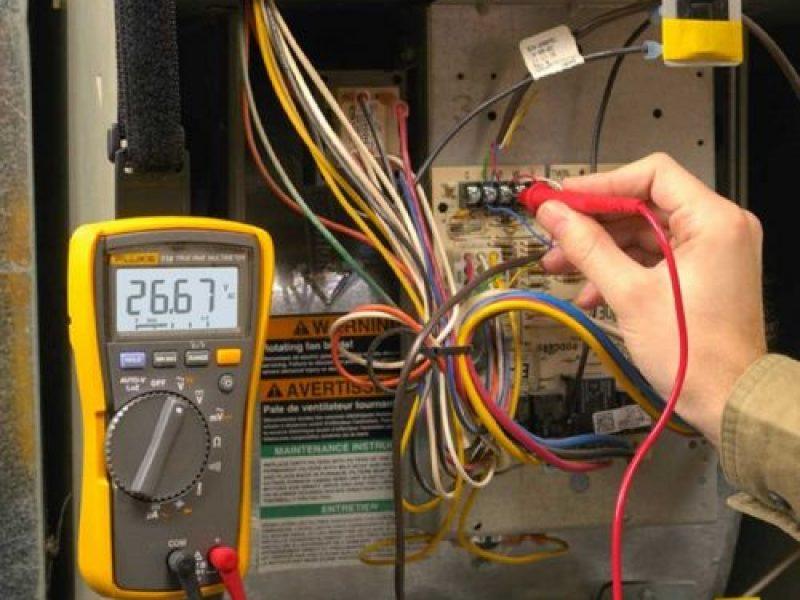 Elektriciteit meten